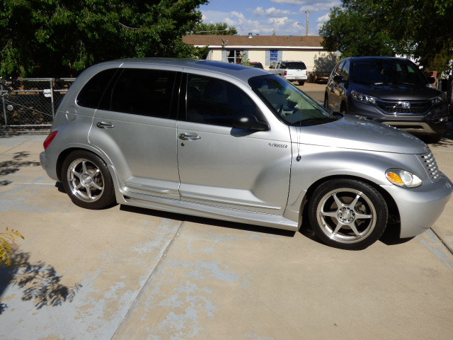 2001 Pt Cruiser Ltd Custom Turbo Selling Assistant