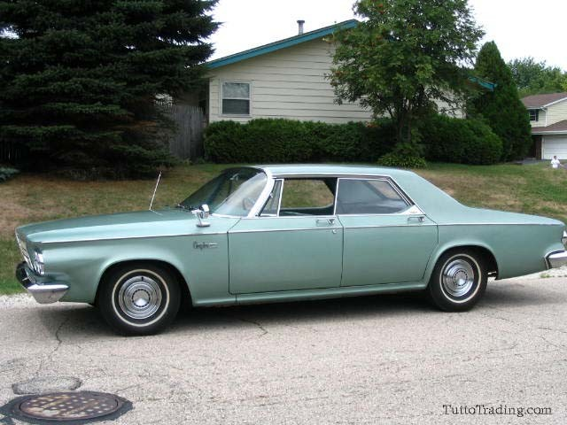 Cars For Sale St Louis >> SOLD >1963 Chrysler Newport