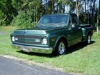 SOLD >1969 Chevrolet Stepside Pick Up