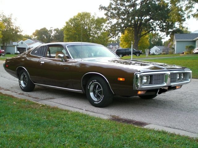 Sold Gt 1973 Dodge Charger Se Brougham Sunroof 40k Miles