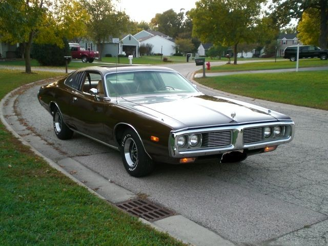 Sold Gt 1973 Dodge Charger Se Brougham Sunroof 40k Miles
