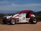 Kinser Sprint Car