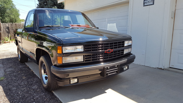 1990 SS 454 Chevy Pickup
