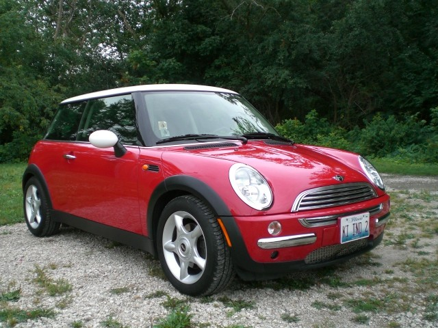 sold 2002 mini cooper. Black Bedroom Furniture Sets. Home Design Ideas