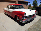 1955 Ford Fairlane Town Sedan-SOLD
