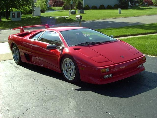 Sold Gt 1992 Lamborghini Diablo