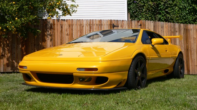 2000 lotus esprit v8 twin turbo customized selling assistant consignment vehicles for sale. Black Bedroom Furniture Sets. Home Design Ideas