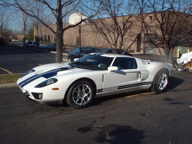 Sold  Ford Gt  Miles