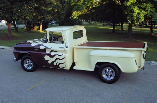 1963 Chevy Stepside Custom Pick Up - Selling Assistant ...