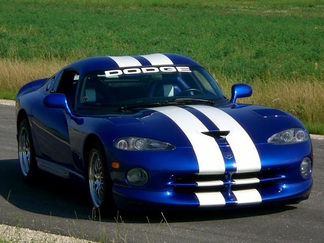 sold 1996 dodge viper gts show car 2698 miles. Black Bedroom Furniture Sets. Home Design Ideas