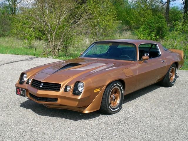 Internet Car Sales >> 1979 Camaro Z28 4 speed Restored W/ Documents, Build Sheet ...