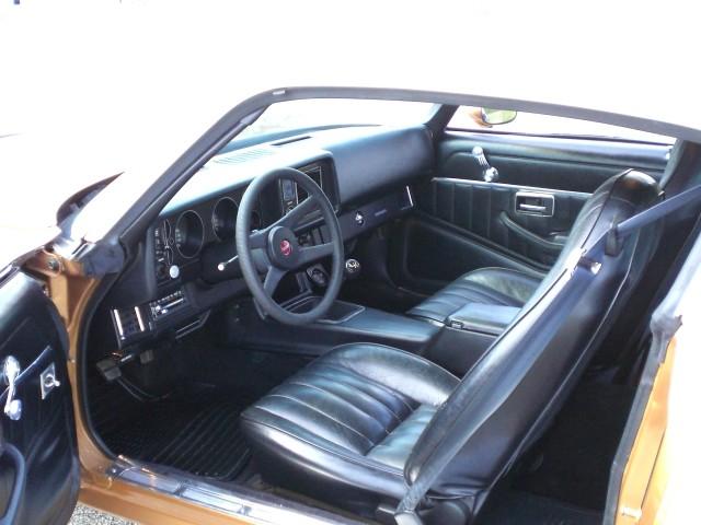 1979 Camaro Z28 4 Speed Restored W Documents Build Sheet