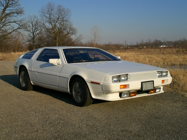 SOLD >1981 DeLorean Customized 8300 miles 5 Speed