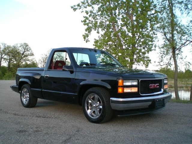 1994 Chevy Stepside Low Miles Customized Selling