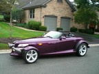 1999 Plymouth Prowler Documented Original 2568 Miles