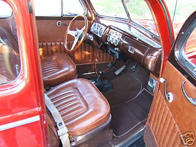 1940 Ford Steal Coupe Street Rod Selling Assistant