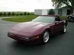 1993 Corvette Aniversary Roadster Only 1600 Miles Original Owner