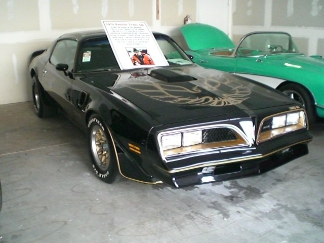 1978 Pontiac Trans Am Special Edition Smokey and the Bandit Pro-Touring 600HP 5 speed Trans