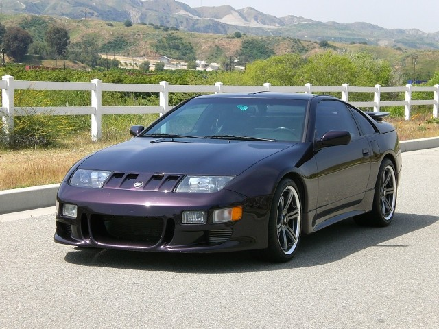 1996 Nissan 300ZX Stillen Equipped Twin Turbo AWS T Top