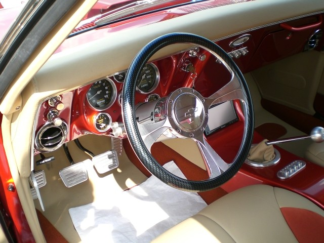 1968 Camaro Ram Jet 502 V8 5 Speed Hand Built Custom