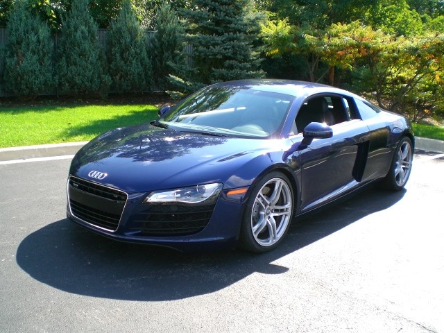 2008 Audi R8 Only 2000 Original Miles Like New Selling