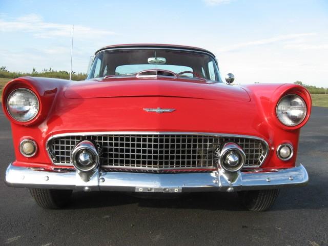 1956 Thunderbird Convertible Museum Quality Restoration
