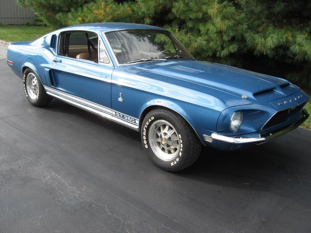 1968 ford shelby gt350 documented 2 owner car selling assistant consignment vehicles for sale. Black Bedroom Furniture Sets. Home Design Ideas