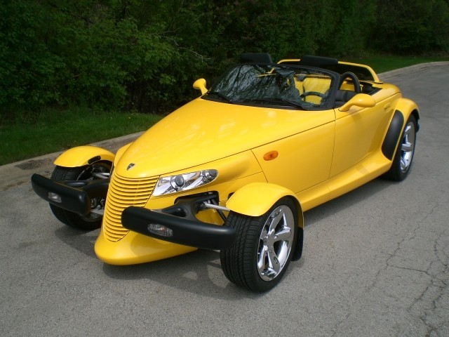 2002 Chrysler Prowler 2100 miles $5,000 in extras. - Selling Assistant Consignment Vehicles For Sale