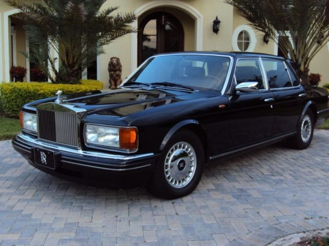 1996 rolls royce silver spur original 25k miles selling assistant consignment vehicles for sale. Black Bedroom Furniture Sets. Home Design Ideas