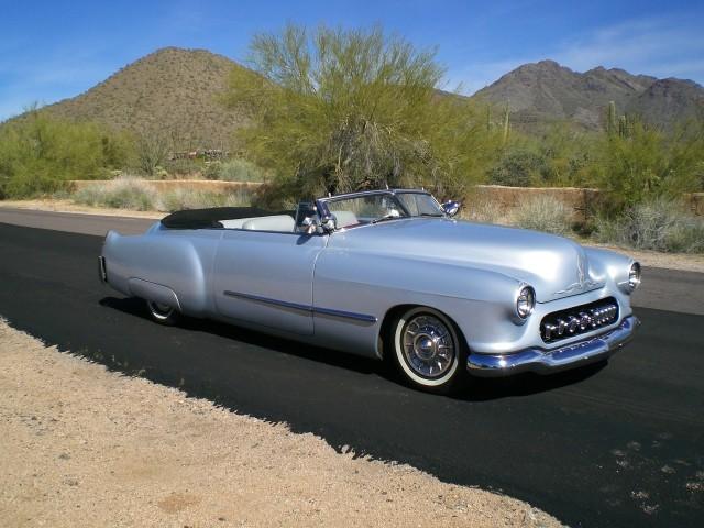 Sold 1948 Cadillac Custom Magazine Feature Convt A C V8 Automatic