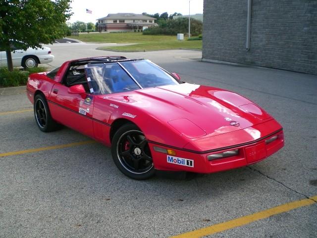 1986 Chevrolet Corvette Track Car SCCA Certified Roll Caged 383 ...