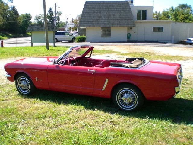 SOLD gt1964 Ford Mustang Convertible Built 5 2 1964
