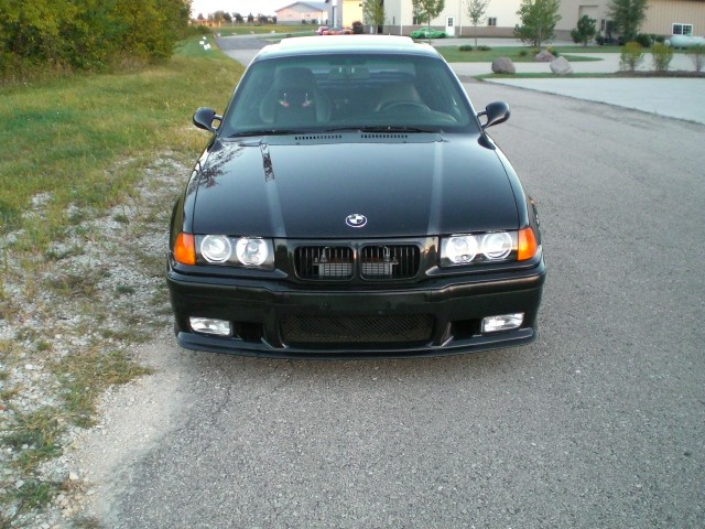 Sold Gt 1995 Bmw M3 Supercharged Coupe
