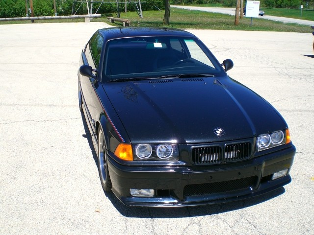 sold 1995 bmw m3 supercharged coupe. Black Bedroom Furniture Sets. Home Design Ideas