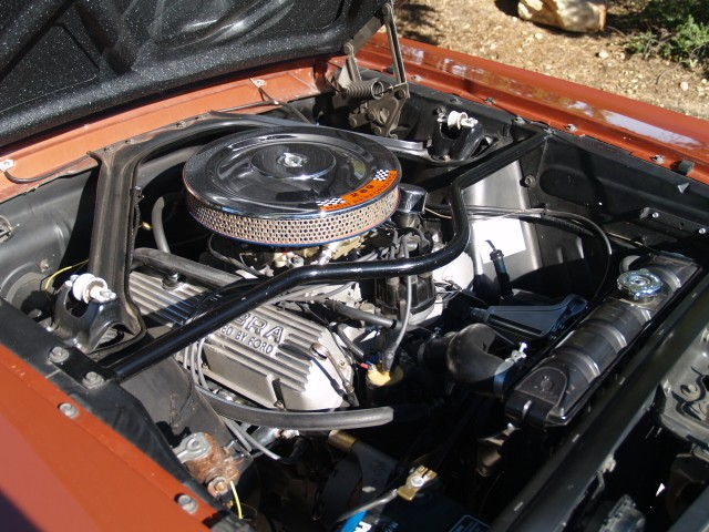SOLD >1966 Ford Mustang GT Fastback HI-PO 289 V8 ( K-Code