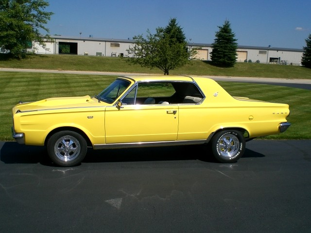 sold gt 1966 dodge dodge dart gt customized street cruiser mopar v8