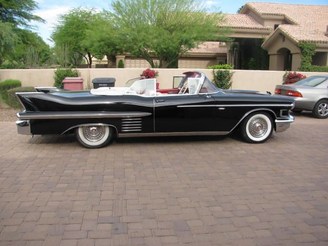 SOLD >1958 Cadillac Convertible Restored Show Winner