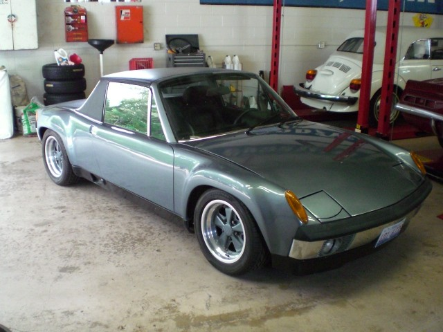 Sold Gt 1973 Porsche 914 6 Gt Replica 3 0 6 Cylinder 5 Speed