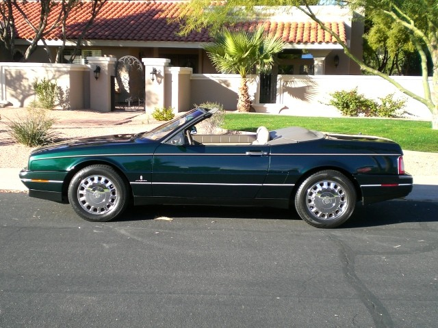 1993 cadillac allante convertible 6900 selling assistant. Cars Review. Best American Auto & Cars Review