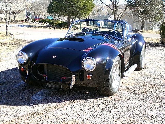 Sold >1967 Cobra Roadster Prof. Built Big Block Powerhouse