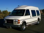1999 GMC Savana 2500 Explorer Hightop Conversion Van
