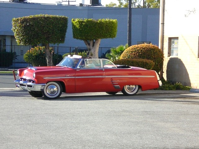 Sold >1953 Mercury Monterey Classic Convertible Cruiser