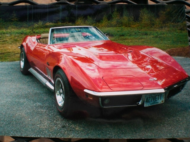 Sold Gt 1969 Corvette 427 435 Hp Documented Restored Roadster