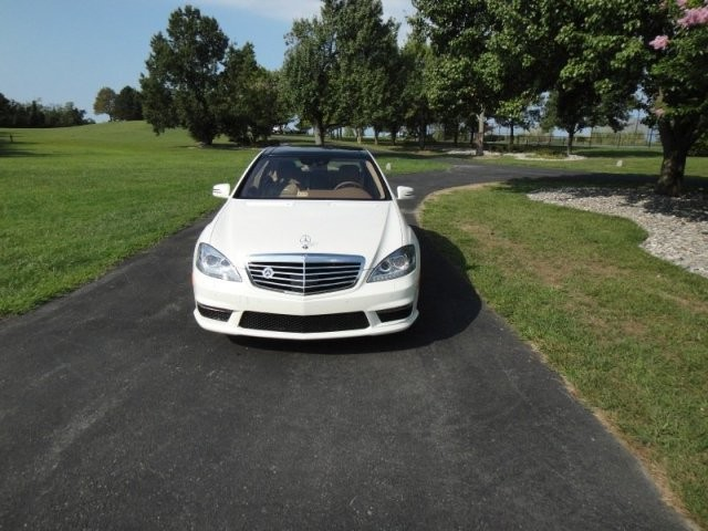 SOLD >2011 Mercedes AMG S63 low 3600 miles