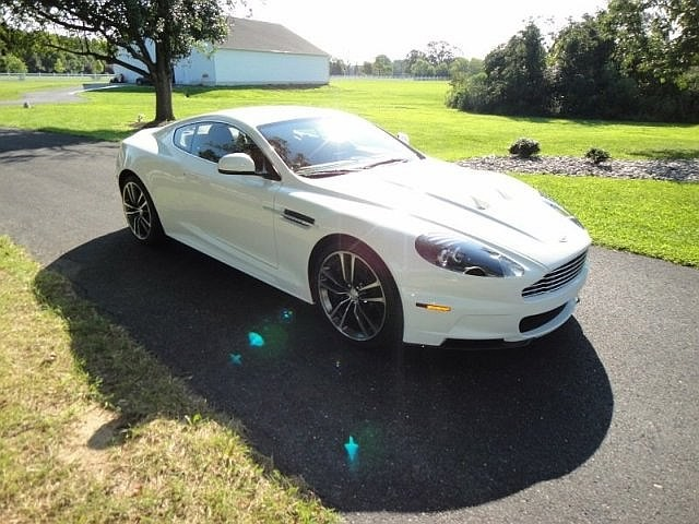 Sold >2010 Aston Martin DBS V12 Coupe 2325 miles