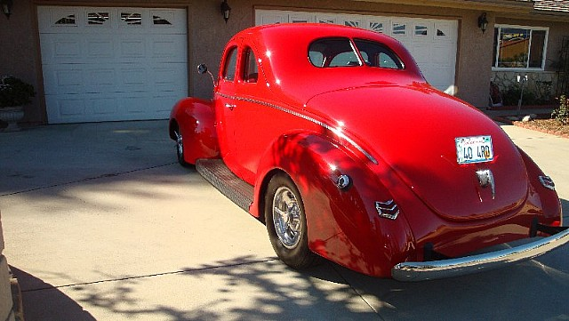 Sold >1940 Ford Coupe Street Rod Ford V8 Motor< - Selling Assistant