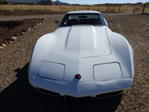 1976 Corvette Low Mileage T-Top